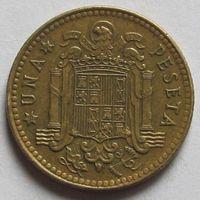 1 песета 1975 (80) Испания