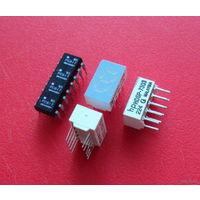 Светодиодная семисегментная матрица HDSP-7303
