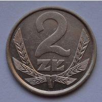 Польша 2 злотых, 1982 г.