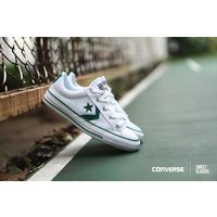 Кеды CONVERSE Star Player  White/Green