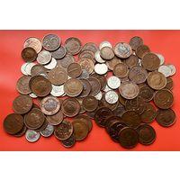 122 монетки Нидерландов