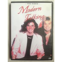РАСПРОДАЖА DVD! MODERN TALKING - THE VIDEO