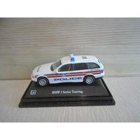 BMW .Полиция.Cararama.1:72.