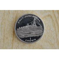 Остров Мэн 1 крона 1994