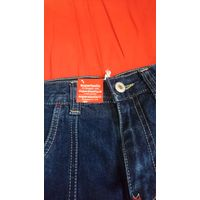 Брюки джинсовые GAP размер 10 рост 140 новые