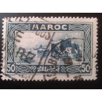 Марокко 1933 стандарт , порт