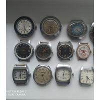 Все лоты с 1р без мнц. Часы Много не частых цена за все .
