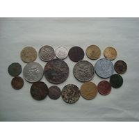 Сборка монет мира            (3570)