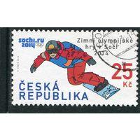 Чехия. Зимние олимпийские игры Сочи-2014