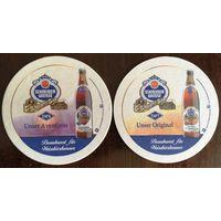 Подставка для пива Schneider Weisse No 10