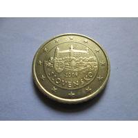 10 евроцентов, Словакия 2009 г.