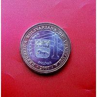 86-28 Венесуэла, 1 боливар 2007 г.