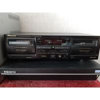 Дека Pioneer CT-W606DR
