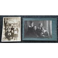 Витебские барышни во времени. 1910-1920-х гг. 4 фото.