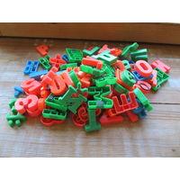 Магнитные буквы. Буквы