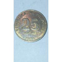 Филипины 25 сентимов 1996