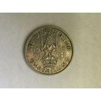 Великобритания 1 шиллинг 1938 Георг VI
