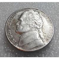 5 центов 2002 (P) США #01