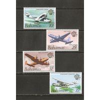 Багамы 1983 Самолеты