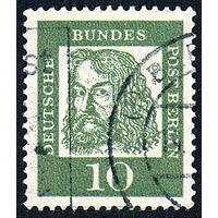 125: Германия (Западный Берлин), почтовая марка, 1961 год
