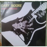Gary Moore - Dirty Fingers, LP