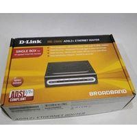 Новый Wi-fi модем D-Link DSL-2500U Вышлю почтой.