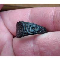 Кольцо старинное -3