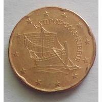 20 евроцентов, Кипр, 2008