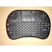 Rii mini i8+ клавиатура нерусифицированная без приемника.