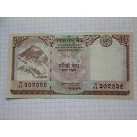 Непал 10 рупий  UNC