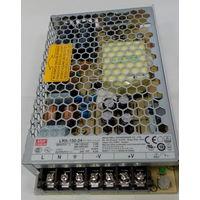 Блок питания LRS-150-24. 24 Вольт 150 Вт. MEAN WELL.