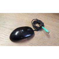 Мышь / мышка Logitech M-SBF96. С РУБЛЯ БЕЗ МЦ. Распродажа. Много аукционов с рубля.