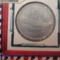 Мозамбик 50 сентаво 1982г