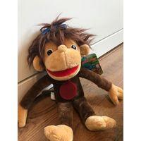Музыкальная игрушка обезьянка