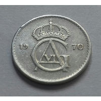 10 эре, Швеция 1970 г.