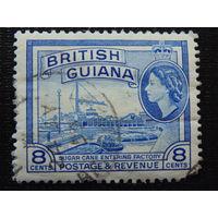 Британская Гайана. Порт.