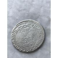 6 грошей 1661 Львов