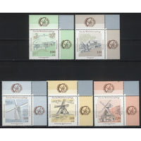 Германия 1997 Mi# 1948-1952 (MNH**)