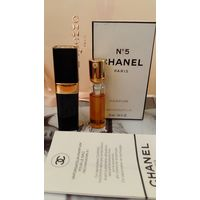 Духи Chanel N 5 Parfum, номинальный объем 7,5 мл, винтаж