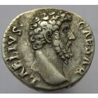 Римская Империя, Элий. Цезарь 136-138гг. н.э., денарий.