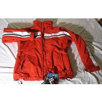 Куртка лыжная Volkl, цвет - красный, размер 44-46 - новая (страна-производитель - Австрия)