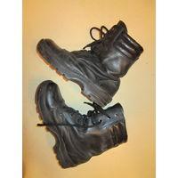 Военные ботинки MILITARE . Кожа!  43 р-р