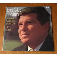 Schubert / Liszt - Emil Gilels (Vinyl)