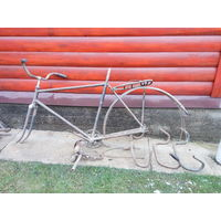 Simson Симсон велосипед дорожный ГДР 1940-50х для реставрации