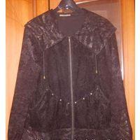 Куртка импортная штроксовая, на р-р 52-54