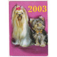 Календарик 2003 (126)