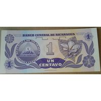 Никарагуа 1 кордоба Новая