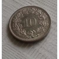10 раппенов 1983 г. Швейцария