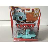 Машинка Тачки Новый Мэтр Disney Pixar Cars Brand New Mater Retro Radiator Springs