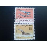 Албания 1991 история авиации